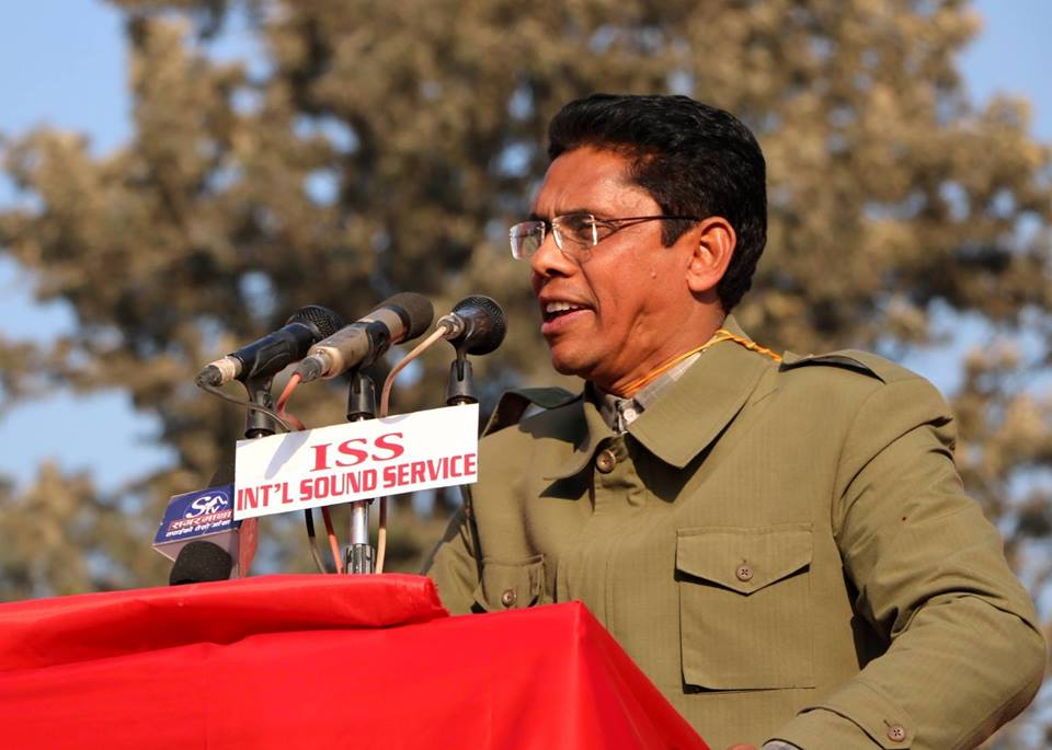 नेपाली जनता र देशलाई आधार बनाएर तीन बुँदे सहमति गरिएको हो : प्रकाण्ड