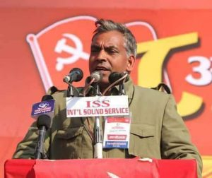 धमेन्द्र बास्तोला 'कञ्चन' स्थायी समिति सदस्य, नेकपा