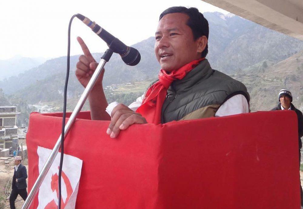 नेपालमा राजनीतिक क्रान्ति पूरा भएको छैन : ओमप्रकाश पुन