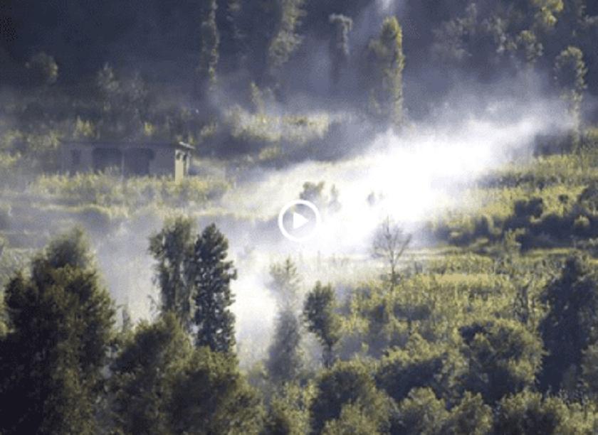 पाकिस्तानी सेनाले मारिदियो तीन भारतीय सैनिक