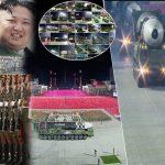 कोरियाली वर्कर्स पार्टीको ७५ औँ स्थापना दिवस