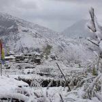 देशभरको मौसम बदलीसँगै चिसो बढ्यो, हिमाली क्षेत्रमा हिमपात