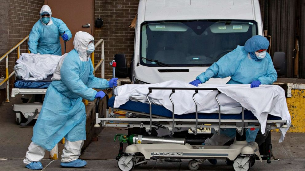 विश्वमा कोरोना सङ्क्रमणबाट मृत्यु हुनेको सङ्ख्या १९ लाख ६८ हजार ४१६ पुग्यो