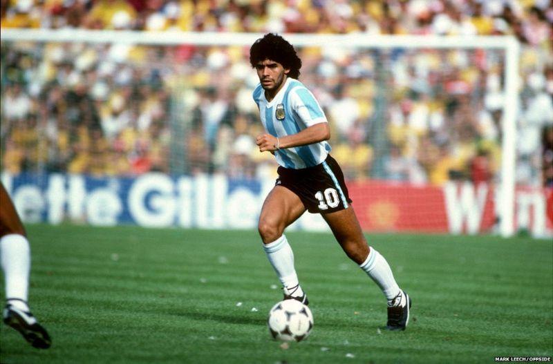 विश्वप्रसिद्ध अर्जेन्टिनी फुटबलर डिएगो म्याराडोनाको निधन