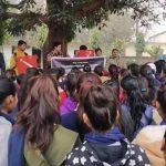 कैलालीमा सरकारविरुद्ध प्रदर्शन
