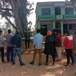 नेकपाद्वारा नेताहरूको रिहाइ माग गर्दै दाङका सात ठाउँमा सरकारविरुद्ध प्रदर्शन