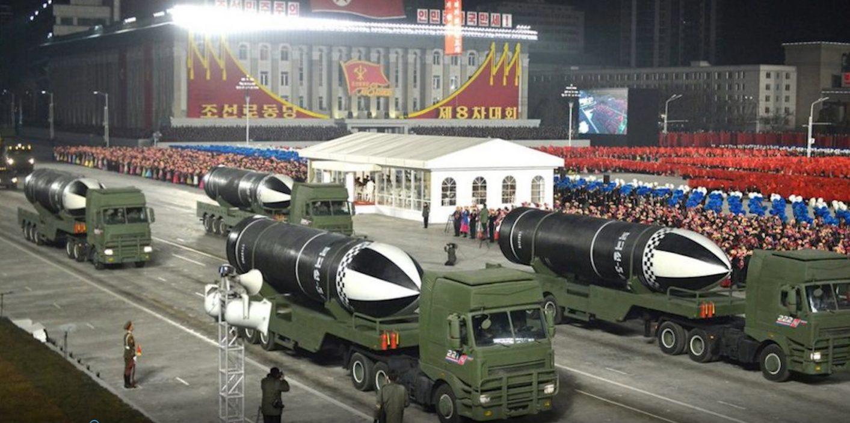 संसारलाई आश्चर्यचकित पार्दै जनगणतन्त्र कोरियाद्वारा विश्वकै शक्तिशाली ब्यालेस्टिक मिसाइल परीक्षण