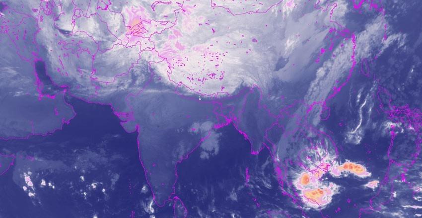 भारतीय चक्रवातले नेपालमा हावाहुरीसहित भीषण वर्षा हुने खतरा
