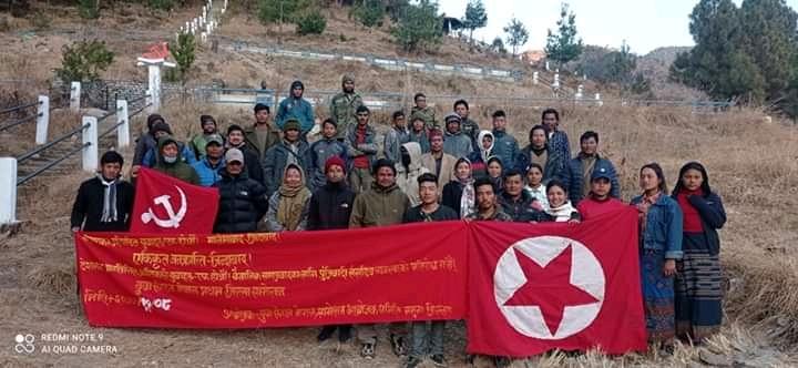 युवा संगठन नेपाल, थबाङको प्रथम भेला सम्पन्न