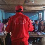 रुकुम पश्चिममा नेकपाकाे एकिकृत जनदिशा अभियान तिब्र