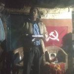 नेकपा गुल्मीद्वारा सहिद तथा बेपत्ता परिवारसँग भेटघाट
