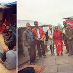 लमजुङमा सहिद तथा बेपत्ता परिवारसँग भेटघाट तिव्र
