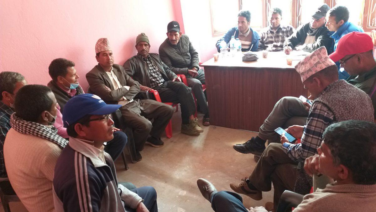 अखिल नेपाल शिक्षक संगठनको भेक व्युरो बैठक सम्पन्न