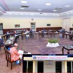 नेकपा माथिको प्रतिबन्ध हट्यो, नेता कार्यकर्तालाई भोलीसम्म छाड्न गृहको सर्कुलर
