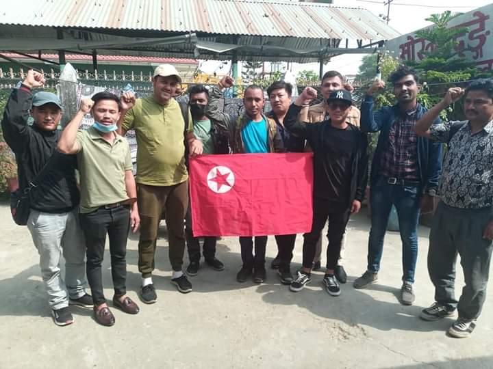 झापा र सनुसरीमा युवा संगठन नेपालकाे बैठक सम्पन्न