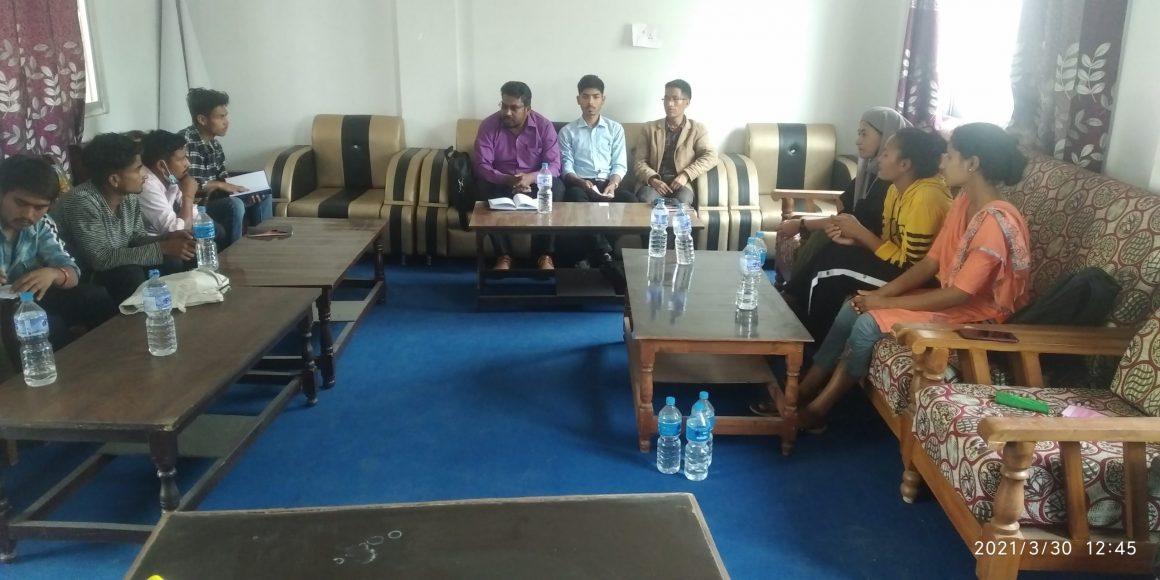 जनपत्रकार सङ्गठनले कञ्चनपुरमा बनायो सङ्गठन