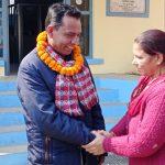 नेकपाका सचिवालय सदस्य धमेन्द्र बास्तोला 'कञ्चन' रिहा