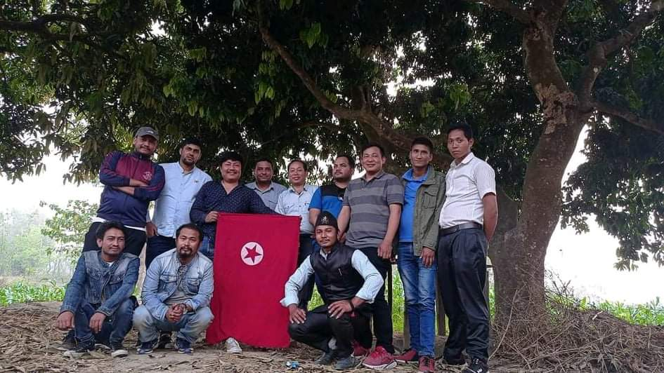 युवा संगठन नेपालको मेची–कोशी ब्युरोको बैठक सम्पन्न