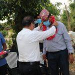 नेकपा नेता वीरजङ्ग १९ महिनापछि रिहा, महासचिव विप्लवद्वारा स्वागत