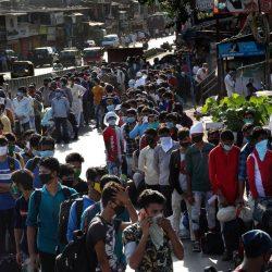 भारतमा एकै दिन २ लाख ९४ हजार २९० जनामा कोरोना सङ्क्रमण
