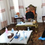 प्रधानमन्त्री ओली र नेकपा महासचिव विप्लवबीच महत्वपूर्ण छलफल