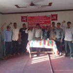दलित मुक्ति मोर्चा नेपाल बर्दियाको भेला सम्पन्न