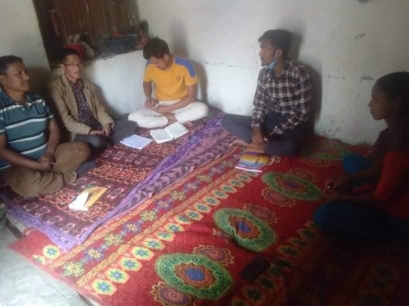 जनपत्रकार संगठन नेपाल डडेल्धुराको संयोजकमा मनोज