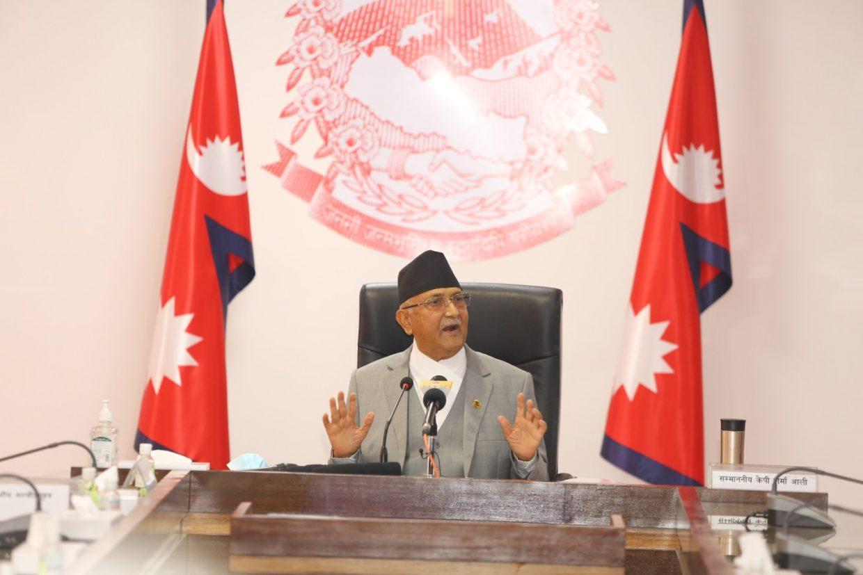 फेरि केपी ओली नै बने प्रधानमन्त्री