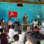 विभिन्न निर्णय गर्दै नेकपा दाङको वैठक सम्पन्न