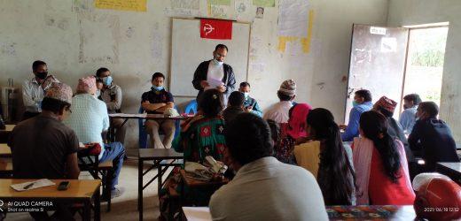 घोराही र तुलसीपुर नगरको प्रथम पूर्ण वैठक सम्पन्न