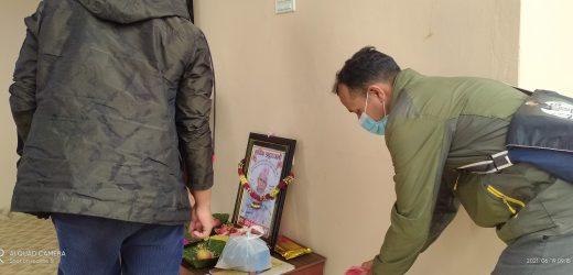 नेकपा दाङद्वारा समाजसेवी  केसीप्रति श्रद्धाञ्जली व्यक्त