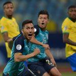 कोपा अमेरिका कप फुटबलमा ब्राजिल र इक्वेडर बराबरीमा रोकियो