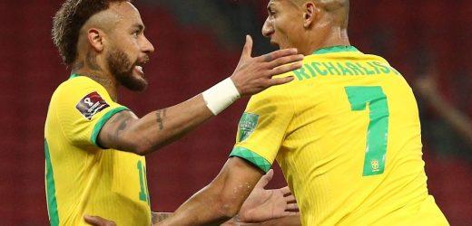विश्वकप छनोटमा इक्वेडरविरुद्ध ब्राजिलको सहज जित