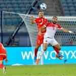 विश्वकप-एसियन कप छनोटमा नेपाल जोर्डनसँग ३-० ले पराजित