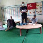 नेकपा शान्तिनगर-दंगिशरण गाउपालिकाको प्रथम पूर्ण बैठक सम्पन्न