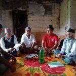 किसान महासंघ क्रान्तिकारी पाल्पाको बैठक सम्पन्न