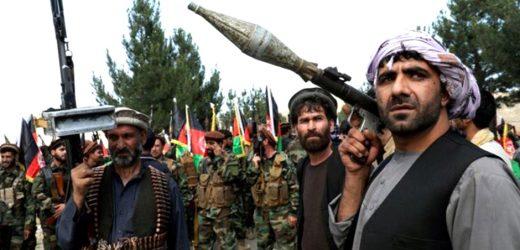 अफगानिस्तान र तालिबान