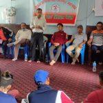 नेपाल गणतान्त्रिक खेलकुद महासंघ दाङको प्रथम भेला सम्पन्न