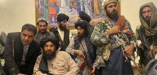 अफगान सत्ता फेरि विद्रोही तालिबानको कब्जामा