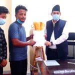 युवा सङ्गठन नेपाल मकवानपुरद्वारा जिल्ला प्रशासन कार्यालय हेटौँडामा ज्ञापनपत्र