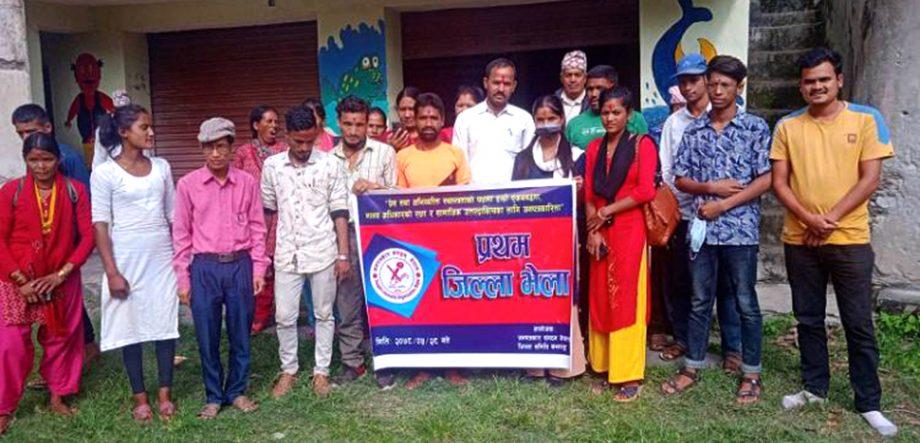 जनपत्रकार सङ्गठन नेपाल बझाङको अध्यक्षमा तिरुवा