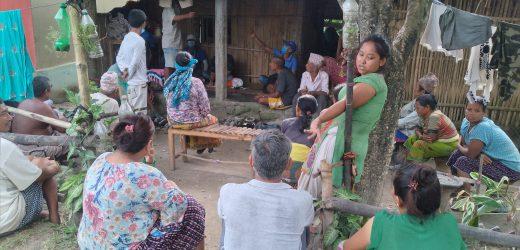 नेकपा मोरङले गर्यो उत्साहजनक भेटघाट