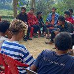दाङमा विभिन्न पार्टी परित्याग गरि नेकपा निकट युवा सङ्गठनमा प्रवेश