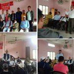 दलित मुक्ति मोर्चा, नेपालको नवौँ पूर्ण बैठक सम्पन्न