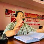 नेकपा कास्कीको जिल्ला स्तरीय प्रशिक्षण कार्यक्रम सम्पन्न